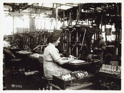 Women Worker at Colt Factory