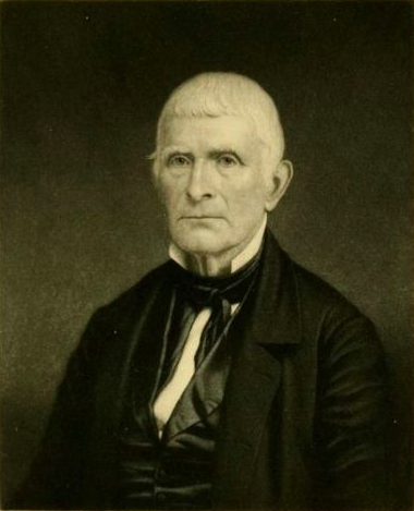 Portrait of Seth Thomas