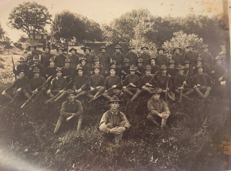 Thomaston Men in Connecticut Home Guard