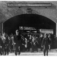 Workers Leaving Winchester-New Haven CT.jpg