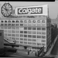 Colgate & Co. Jersey City Plant (Seth Thomas Clock)