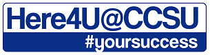 Link to the Here4U@CCSU feedback form