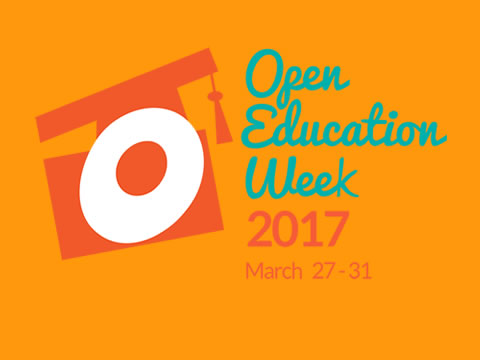 Sign up for the Open Educational Resources Learning Community Group, meeting on Open Education Week, March 30th