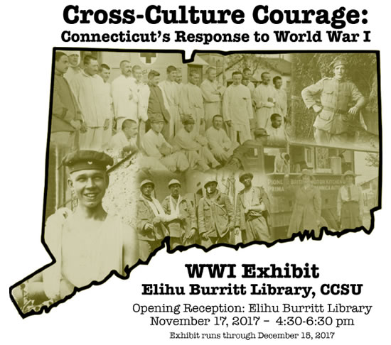 Connecticut's Response to WWI event, November 17