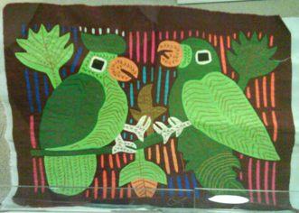 Latin American Textile Art