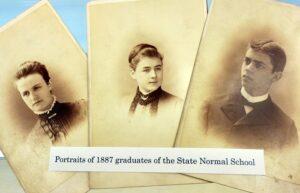 Graduates - 1887