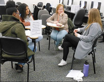Human Library Participants